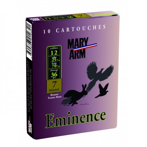 ΦΥΣΙΓΓΙΑ MARY ARM EMINENCE 36gr Cal.12 10τμχ