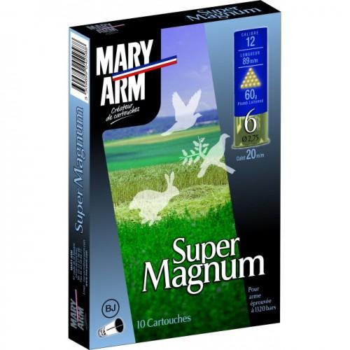 ΦΥΣΙΓΓΙΑ MARY ARM SUPER MAGNUM 60gr Cal.12 10τμχ