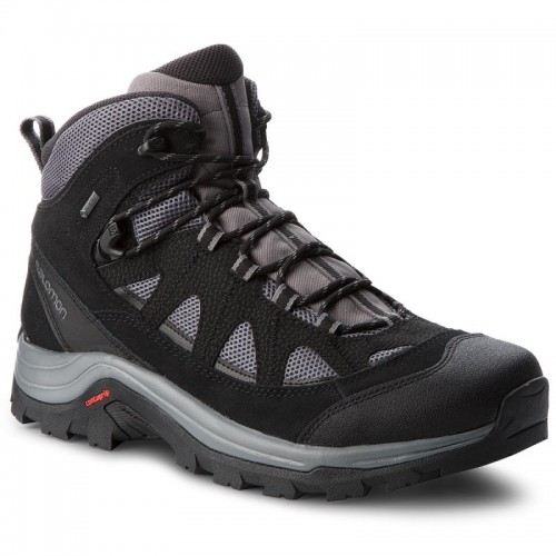 SALOMON AUTHENTIC LTR GTX 404643 MAGNET/BLACK/QUIET SHADE