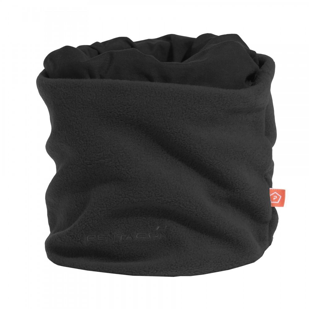 FLEECE ΚΑΣΚΟΛ PENTAGON NECK GAITER K14012-01 BLACK