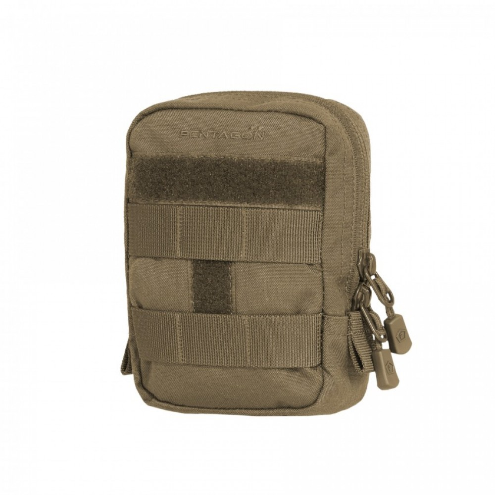 PENTAGON VICTOR UTILITY POUCH K17085-03 COYOTE 0,9lt